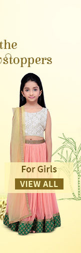 Cute Ethnic wear for Kids for celebration. Shop!