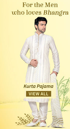 Amazing array of Ethnic wear for men. Shop!