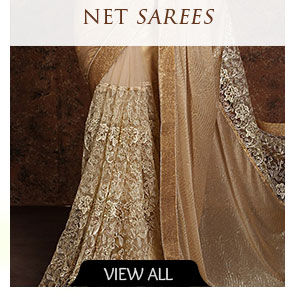 Sarees in Net. Buy!