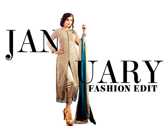 January Fashion Edit