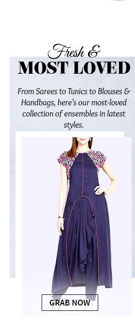 Choose from our lovely collection of most-loved Ensembles. Buy Now!