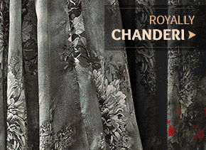 Chanderi Sarees, Salwar Kameez, Dupattas, Lehengas & more in vivid colors. Shop Now!