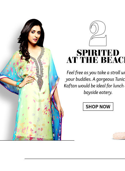 Choose from our gorgeous array of Tunics. Buy Now!