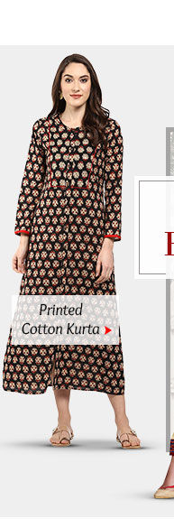 Choose from our vast array of beautiful Kurtas. Buy Now!