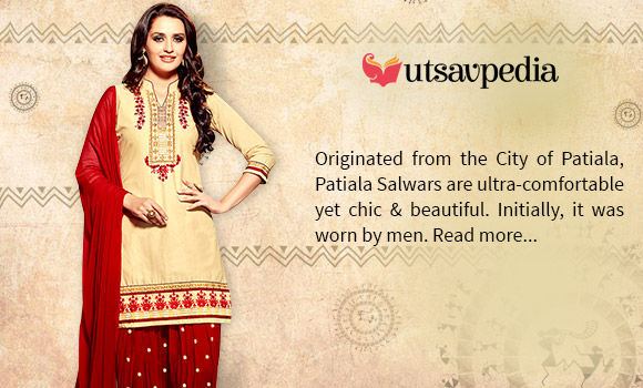 All about Patiala Salwars. Read here!