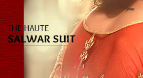 Salwar Suits in Red, White & Green with embroidery for Xmas season. Buy Now!