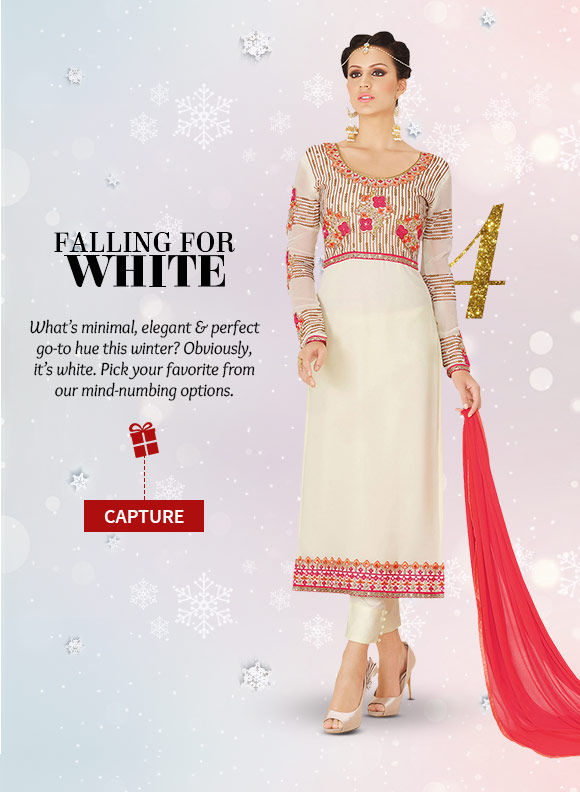 Beautiful Sarees, Salwar Kameez, Mens Wear, Indo Western & more. Buy Now!