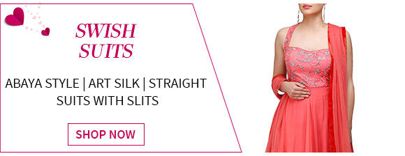 New Arrivals in Salwar Suits. Buy Now!