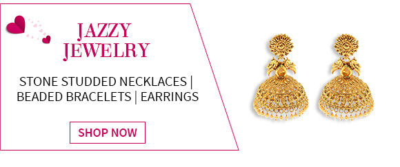 New Arrivals in Jewelry. Buy Now!