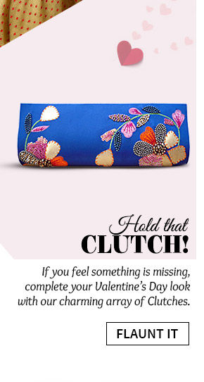 Bring out your A-game with our gorgeous array of Clutches.