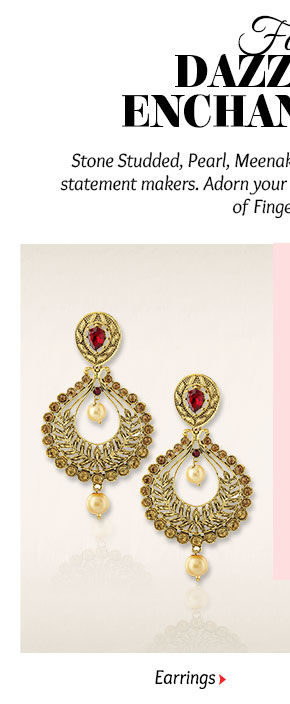 A lovely collection of Earrings. Buy Now!