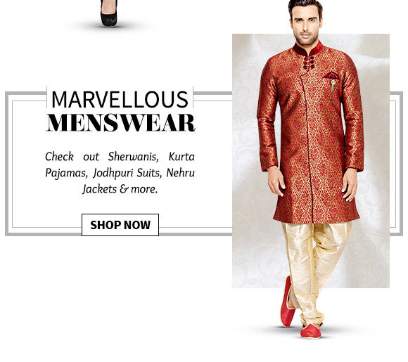 Mavvellous Menswear. Buy Now!