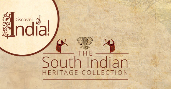 South Indian Bangalore Silk, Kanchipuram, Kasavu, Uppada Silk & more at up to 30% Off. Shop!