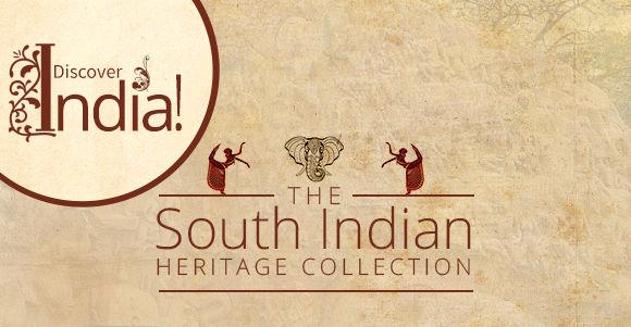 South Indian Bangalore Silk, Kanchipuram, Kasavu, Uppada Silk & more at up to 30% Off. Shop!