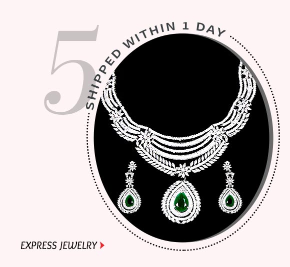 Dispatch within 24 hours- Necklaces, Bangles, Earrings & more. Buy Now!