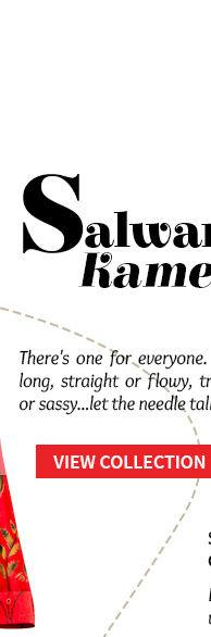 Get Salwar Kameez tailored with Standard Stitching or UDesign. Order now!