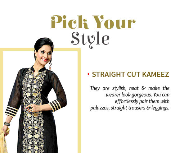 Choose from our lovely Collection of Straight Cut Suits. Buy Now!