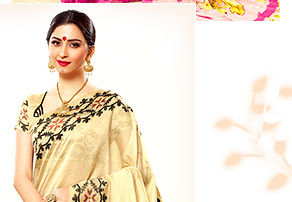 Variety of Cotton Sarees. Shop!