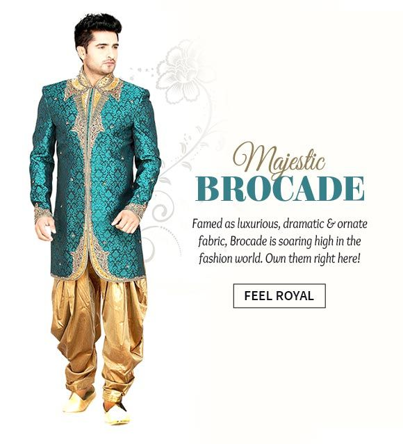 Up to 70% Off on Brocade Sarees, Salwar Suits, Handbags & more. Buy Now!