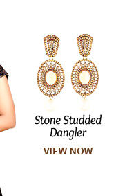 Beautiful Bangles, Necklace Sets, Jute & Art Silk Clutch Circular Lehenga Cholis & more. Buy Now!