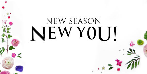 New Season, New You!