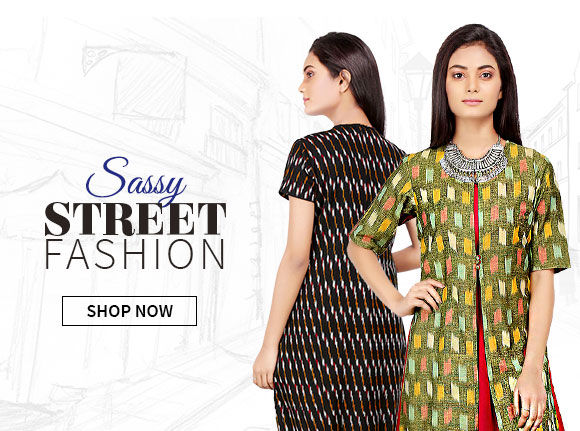 Free Shipping on Fusion Wear array of Tunics, Harem Pants, Skirts & more. Shop Now!