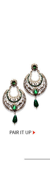 Shop Stone Studded Chandbalis Shop Now!