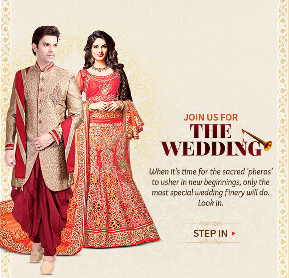The Wedding Closet for all. View Now