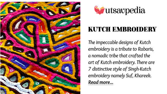Kutch Embroidery!