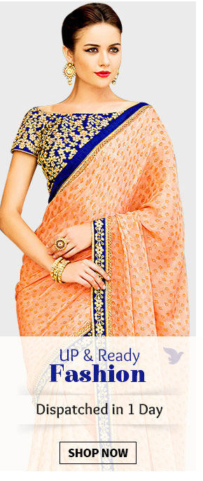 Ready to Ship Collection of Patch work Sarees, Menswear, KIdswear, Jewelry & more. Shop Now!