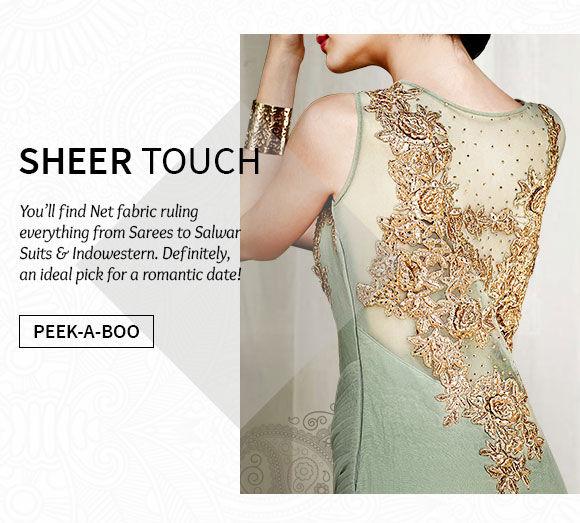 SS'17 Trends: Pastels, Handwoven Attires, Prints, Monotones, Placement Embroidery & more. Shop!