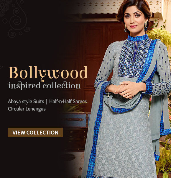 Get the fresh new bollywood collection. Shop Now!