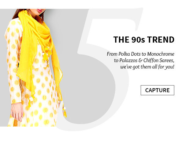 The 90s trend is back! Shop Now!