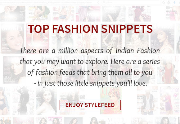 Explore everything in our Stylefeed Page