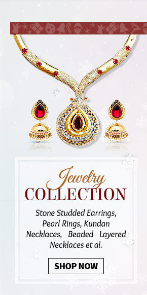 Select from our wide range of Jewelry. Buy Now!