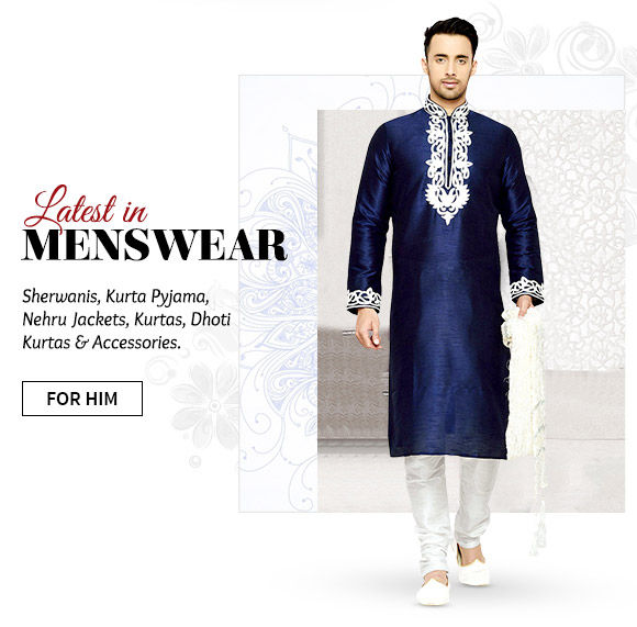 Our lovely collection of Menswear. Buy Now!