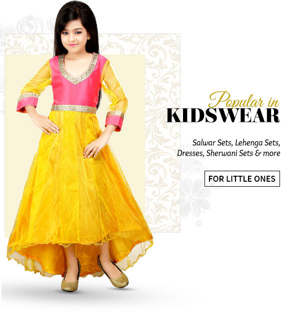 Our lovely range of Kidswear. Buy Now!
