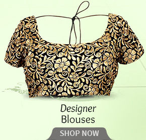 Classiest collection of Designer Blouses. Grab now!