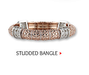 American Diamond Studded Bangle Shop Now!