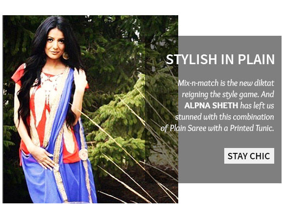 A beautiful repertoire of Plain Sarees. Shop Now!