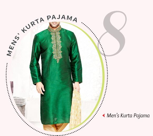 Mens' Kurta Pajama. Shop Now!