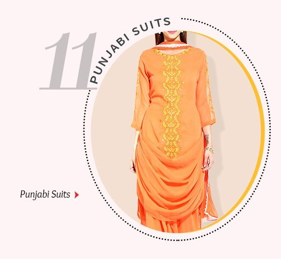Punjabi Suits. Shop Now.