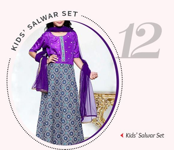 Kids Salwar Sets. Hurry Now!