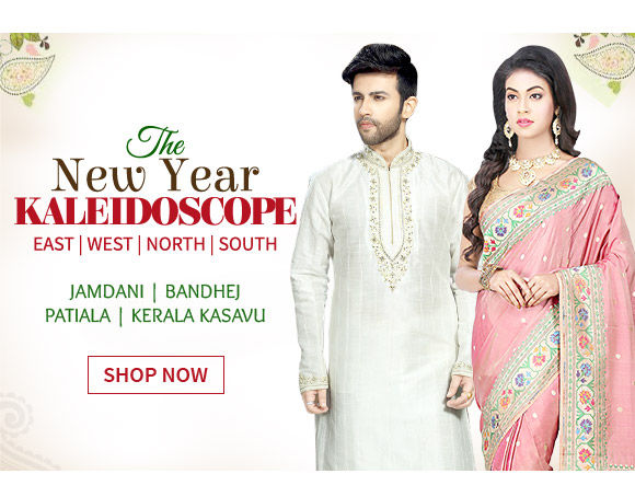 New Year Regional Closets for Poila Baisakh, Gudi Padwa, Baisakhi & Vishu. Shop!