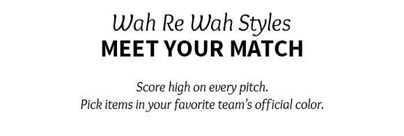 Wah re Wah Styles