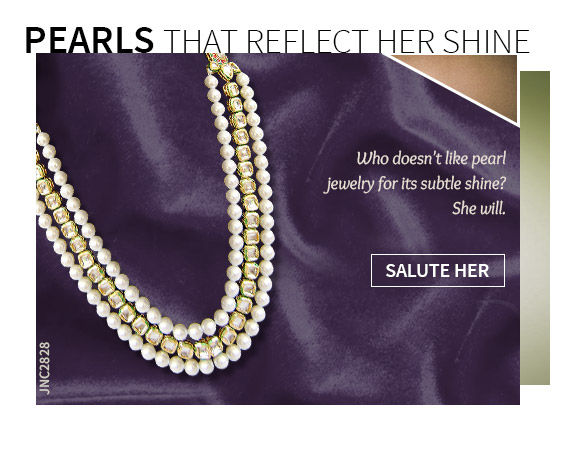 Pearl Jewelry for Mother's Day. Shop!