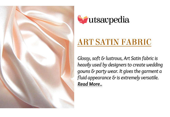 Read more about Art Satin Fabric.