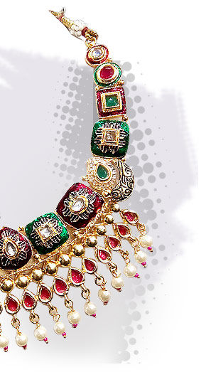 Meenakari Jewelry. Shop!