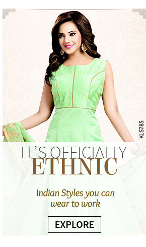 Explore the work wear fashion trends from India