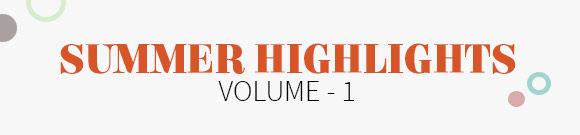 Summer Highlights Volume1